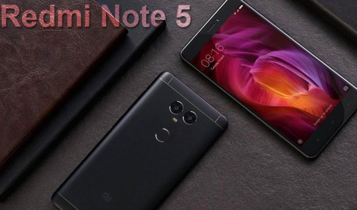 Características-del-Xiaomi Redmi Note 5