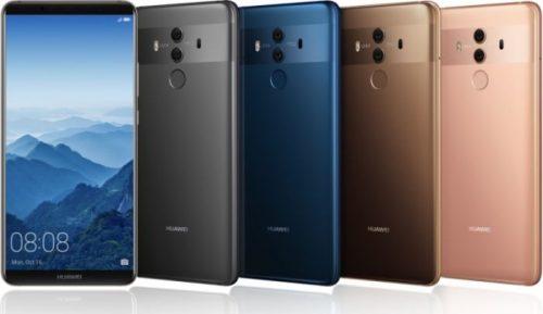 Presentación del Huawei Mate 10 y Mate 10 Pro