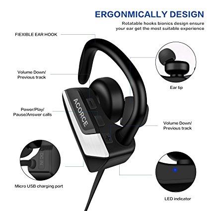 auriculares deportivos Acorce