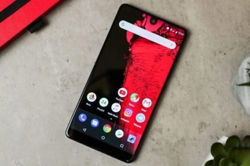 Segunda generación del Essential Phone