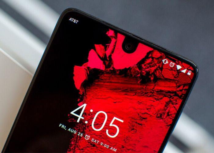 segunda generacion del Essential Phone