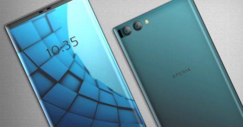 Sony Pronto presentará su nueva línea de diseño con pantalla sin marcos