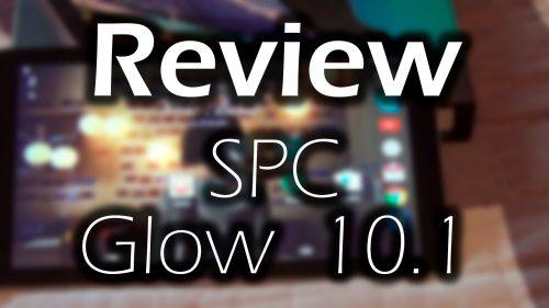 Unboxing y Rendimiento de la tablet SPC Glow 10.1
