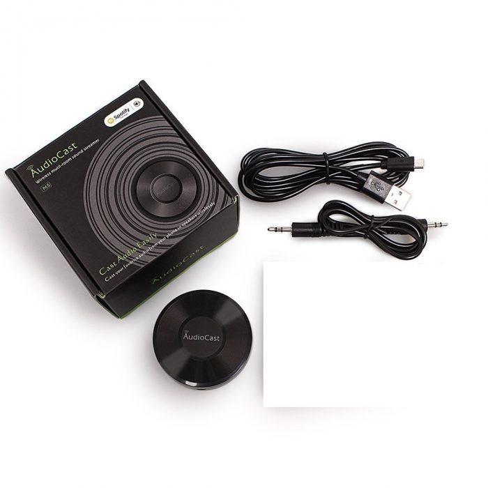 Audiocast M5 Unboxing