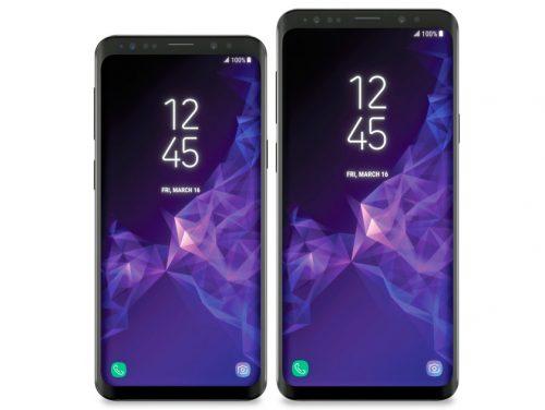 Los Samsung S9 y S9+ desvelados al completo por Evan Blass