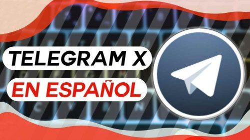 Telegram X en Español APK