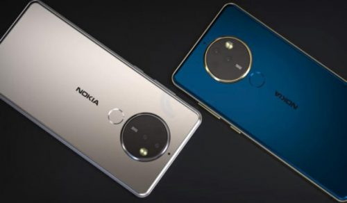 Se filtra el Nokia 9, sensor de huellas en pantalla y cámara con 5 lentes