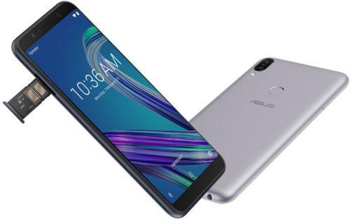 Asus presenta su ZenFone Max Pro M1