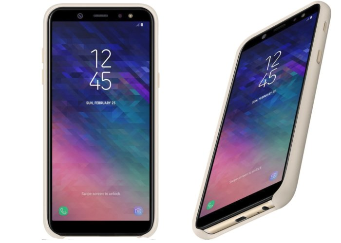 Samsung Galaxy A6 y A6+ filtrado