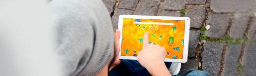 Análisis de la tablet SPC BLINK 10.1