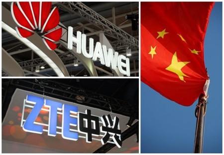 logos de los gigantes asiáticos