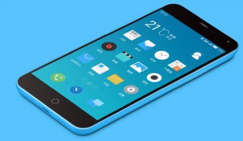 Meizu M8c Lite, otro smartphone con Android Go