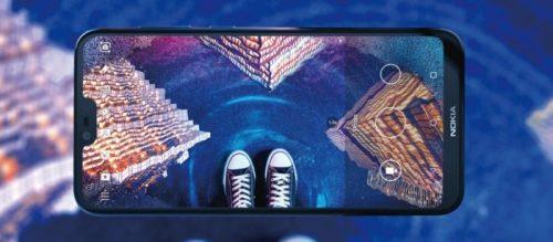 Nokia X6 el primer móvil a toda pantalla de la marca finlandesa
