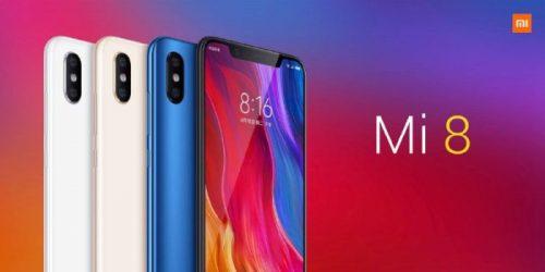 Xiaomi Mi 8 ya es oficial y está en preventa