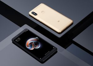 Redmi Note 5 y el  Mix 2S