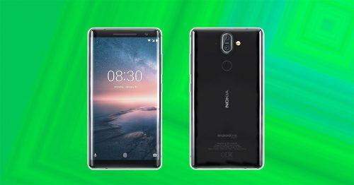 El Nokia 8 Sirocco llega a España