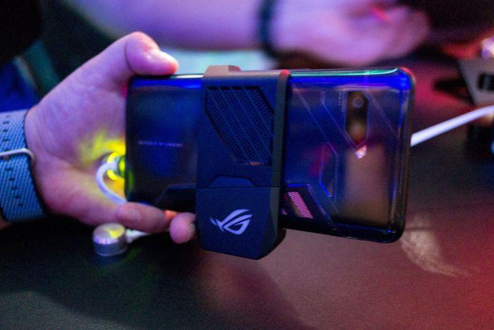 Asus ROG Phone-disipador