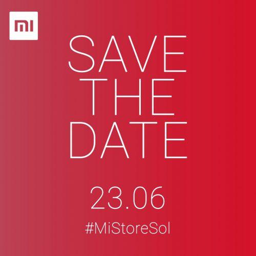 Xiaomi abrirá un Xiaomi Mi Store en la Puerta del Sol de Madrid.
