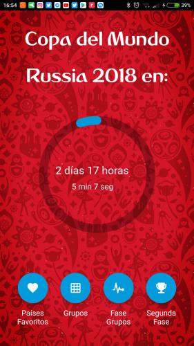 Fixture Mundial Rusia 2018-top 5 aplicaciones para seguir el mundial de Rusia 2018 desde Android