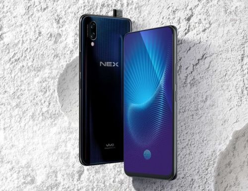 Vivo Nex, el primer Smartphone todo pantalla