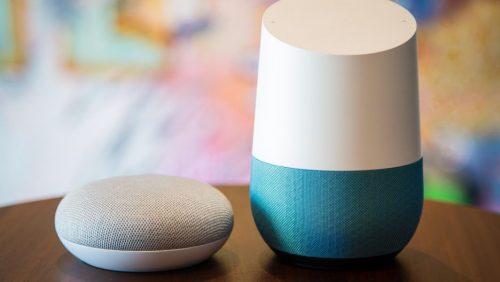 Google Home y Home Mini llega oficialmente a España