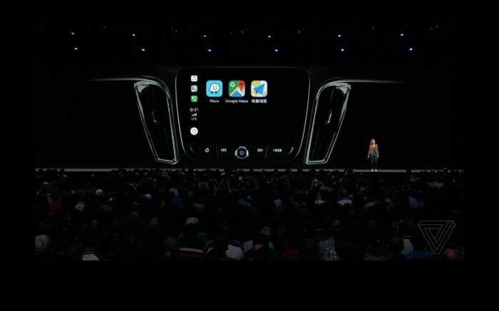 iOS 12-CarPlay