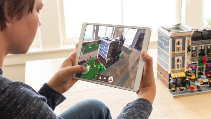 iOS 12-realidad aumentada