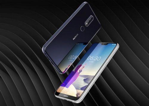 EL Nokia 6.1 Plus ya es oficial