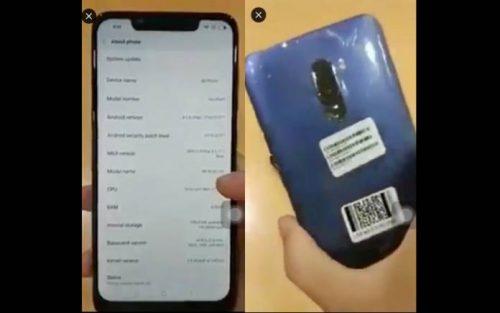 Xiaomi y su submarca Pocophone