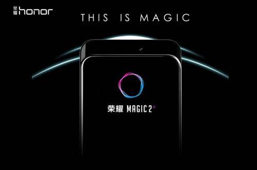 Honor Magic 2 hace presencia en el IFA de Berlín de manera sorpresiva