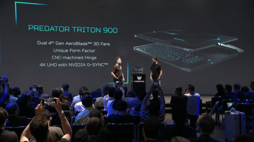 Acer Pedrator triton 900