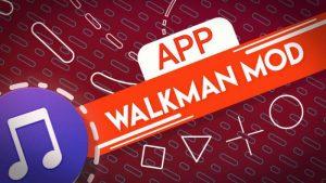 Walkman Audio Mod Sony