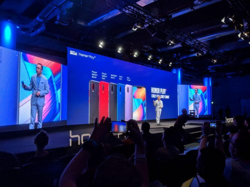 Honor Play, un Gamer asequible