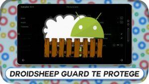 DroidSheep Guard te protege