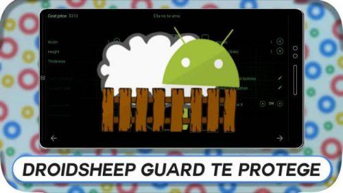 Protégete con DroidSheep Guard del sniffing en WiFi