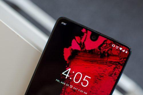 Un nuevo Essential Phone estaría en camino, un móvil con IA como nunca antes visto
