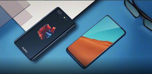 Nubia X es el nuevo dispositivo de la marca China con doble pantalla