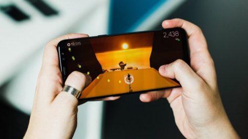 Samsung podría estar trabajando en su primer móvil Gaming