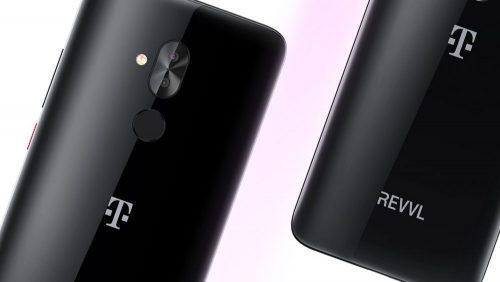 T-Mobile anuncia sus nuevos Revvl 2 y 2 Plus con precios de oferta