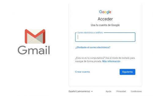 Google implementa por completo su nueva interfaz en el inicio de sesión