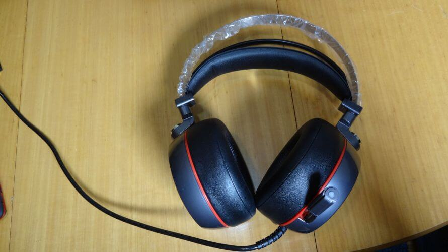 Cascos gaming Aukey GH-S4