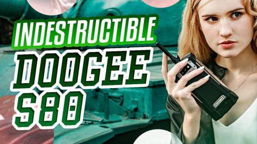 Dogee S80, smartphone con funciones de walkie-talkie