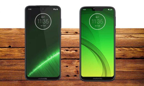 Motorola Moto G7 características y precios