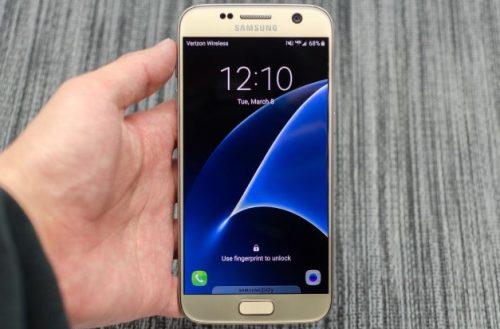 Galaxy S7 recibe actualización con parche de seguridad de enero 2019