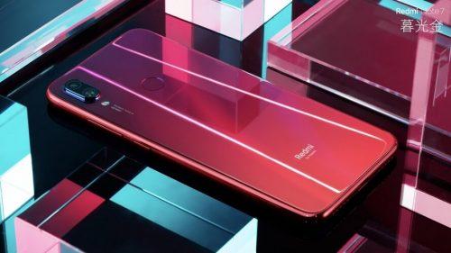 Redmi 7 y Redmi Note 7 presentados a precio de risa