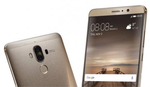 Huawei Mate 9 sigue con vida y empieza a recibir Android Pie