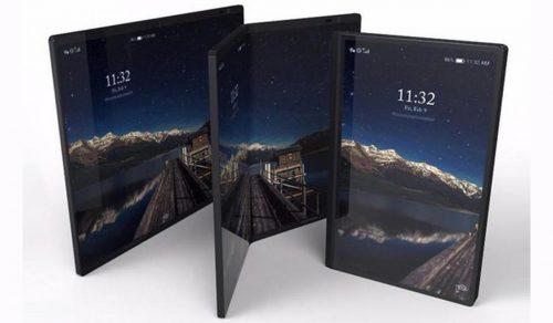 Huawei presentaría su móvil Plegable en la MWC 2019