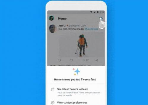 Twitter habilita para Android su nueva función de Timeline