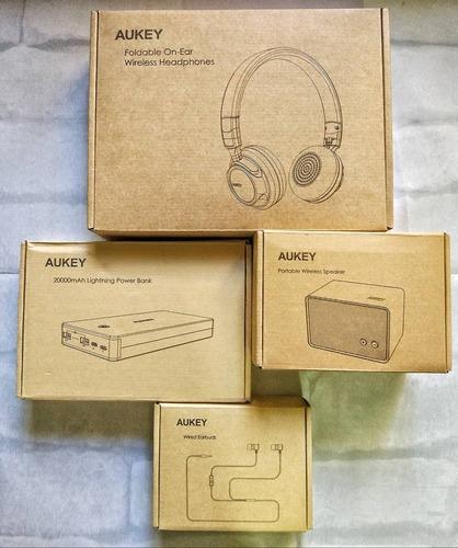 4 gadgets de Aukey económicos
