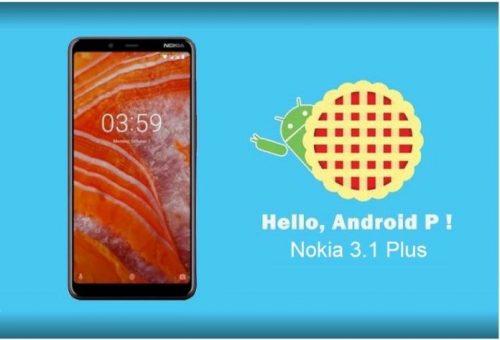 Nokia 3.1 Plus comienza a recibir la actualización de Android 9 Pie